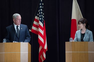 US, Japan to Hold 'Two-Plus-Two' Talks in April With a Focus on Missile Defense