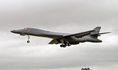 US Bomber Receives Chinese Warning Over East China Sea Skies
