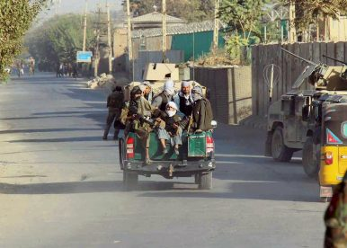 The Taliban's New Plan for Capturing Kunduz