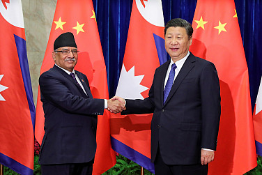 Nepal's India-China Balancing Act Put to the Test