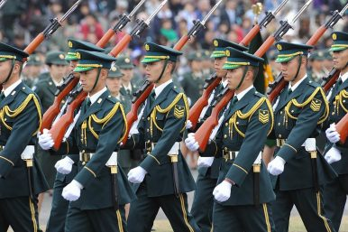 Where Is Japan in Its Military Push Under Abe?