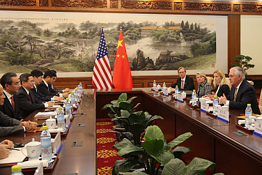 Did China and the US Overreact to Tillerson's Remarks On US-China Relations?