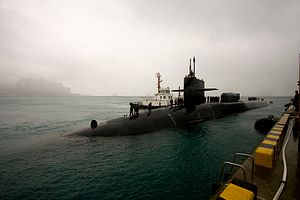 A US Ohio-class Guided Missile Submarine May Be Heading to South Korea