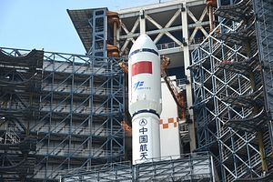Why China's New Cargo Space Ship Is So Important