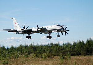 2 Russian Spy Planes Conduct Reconnaissance Mission off Western Coast of Alaska and Canada