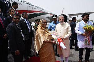 Delhi Woos Dhaka: Bangladesh PM Hasina Gets a Warm Welcome in India