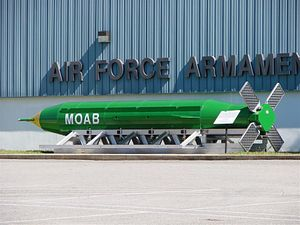 US Drops 'Mother of All Bombs' on ISIS in Afghanistan