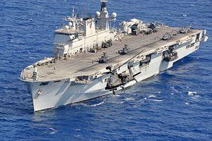 Will HMS Ocean Find a Buyer in Asia?