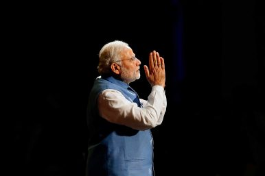 Modi's India: Rising and Reshaping