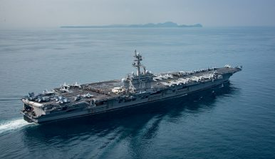 The US Didn't Send That Carrier Group to the Korean Peninsula, But Did North Korea Know That?