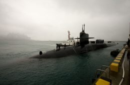 A US <em>Ohio</em>-class Guided Missile Submarine May Be Heading to South Korea