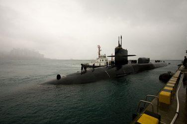 A US <em>Ohio</em>-class Guided Missile Submarine May Be Heading to South Korea