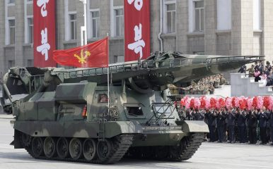 Is North Korea Working Toward a 'Carrier-Killer' Anti-Ship Ballistic Missile?