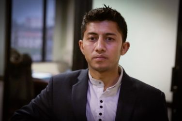 Nepal's Ex-Maoist Child Soldier Shares Plight of His 3,000 Peers