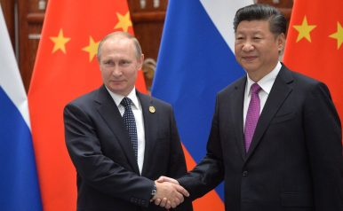 Xi-Putin Meet on SCO Summit Sidelines to Strengthen China-Russia Ties