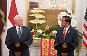 What Did Pence's Indonesia Visit Achieve?
