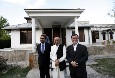 Sacked Afghan Minister Symbolizes the Government's Precarious Position