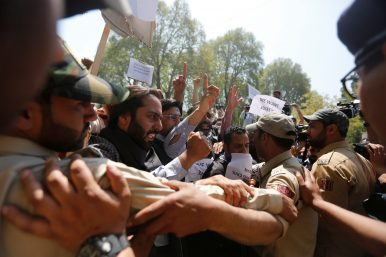 A Fresh Crisis in the Kashmir Valley
