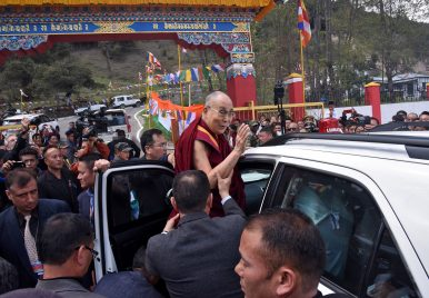 The Politics of Reincarnation: India, China, and the Dalai Lama