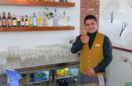 Silence Is Beautiful: A Nepali Café's Deaf Servers