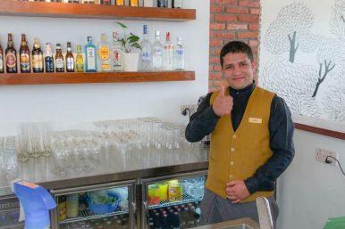 Silence Is Beautiful: A Nepali Café's Deaf Servers