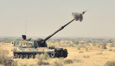 India Signs Contract for 100 Self-Propelled Howitzers