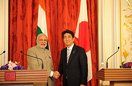 Japan and India: Concerted Efforts at Regional Diplomacy