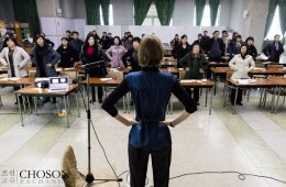 A Eulogy to North Korean Women in Business Training