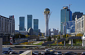 Center of the World: This Week in Astana, Kazakhstan