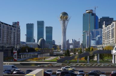 Why Did Peace Corps Leave Kazakhstan?