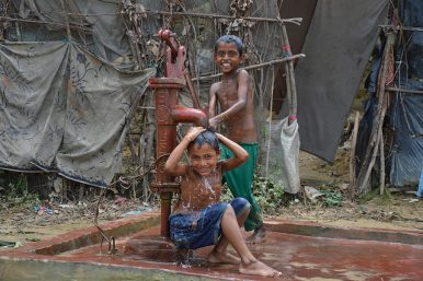 Bangladesh Extending Aid, Upgraded Facilities to Displaced Rohingya