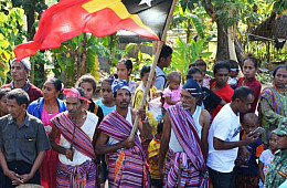 Timor-Leste Parliament Approves Sea Border Treaty With Australia