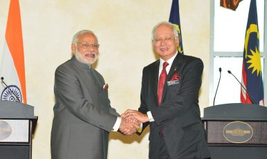 What Did the Malaysian Prime Minister's Visit Mean for India's 'Act East' Policy?