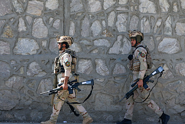 The New Cold War Politics in Afghanistan