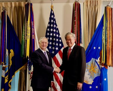US-Singapore Defense Relations in the Spotlight With Ng Visit