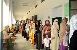 Pakistan's Election Scramble Begins