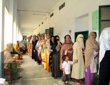 Pakistan's Election Scramble Begins