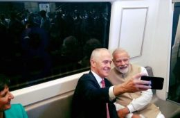 Turnbull in India: Developing an Underdeveloped Relationship