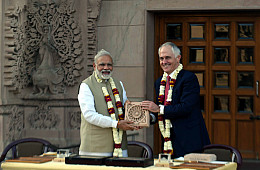 Turnbull's India Visit: A New Chapter for Bilateral Ties?