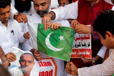 Iransk diplomat kidnappad i pakistan