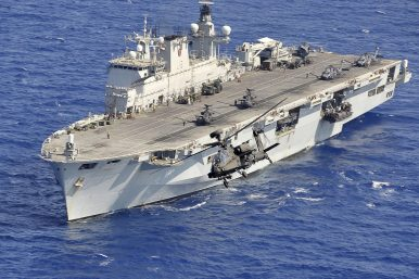 Will HMS Ocean Find a Buyer in Asia?