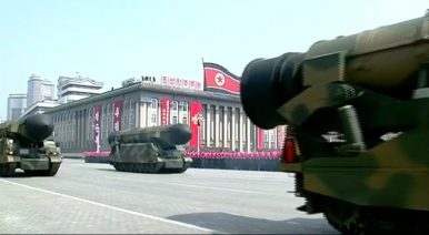 Solid Fuel, Canisters, ICBMs, and Tracked TELs: What North Korea Is up to With Its Missiles