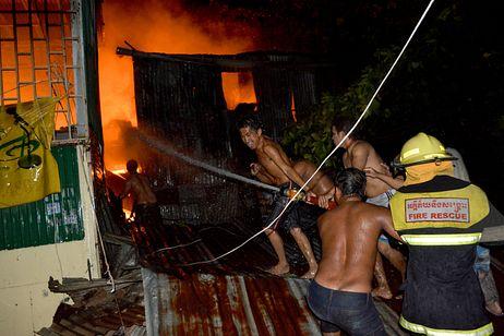 When Cambodia Burns