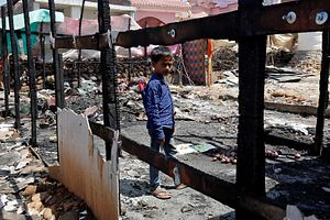 Rohingya and the 'Paper Tiger' Insurgency
