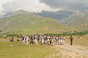 Fighting Along the Afghanistan-Tajikistan Borderlands: Cause for Concern in Central Asia?