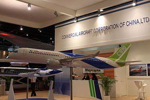 China's First Homemade Passenger Jet Makes Maiden Flight