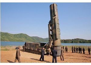 North Korea Tests Its Pukkuksong-2 Solid Fuel Ballistic Missile Again: First Takeaways
