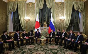 Abe's Diplomacy at a Crossroads: The Hidden Side of the Japanese-Russian Summit