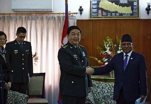 Nepal and China Conclude Military Drills