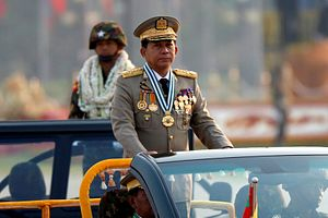 It's Good to Be the Tatmadaw